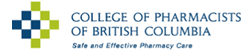 College of Pharmacists of BC logo